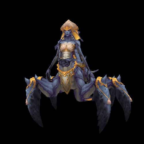 Abyssal Commander Sivara